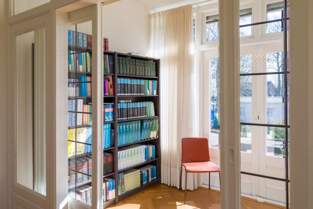 bibliotheek notariskantoor